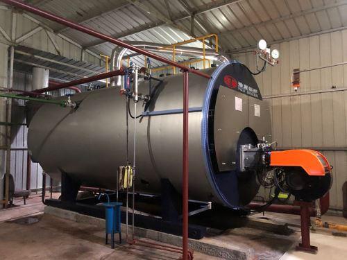 WNS Gas Fired Low Pressure Nitrogen Steam Boiler